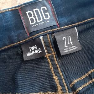 BDG by Urban Outfitters Twig jeans